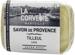 "Духи, Парфюмерия, косметика Прованское мыло ""Липа"" - La Corvette Provence Soap"