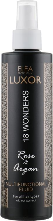 Многофункциональный флюид для волос 18 в 1 - Elea Professional Luxor Therapy 18 Wonders