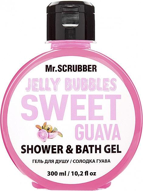 "Гель для душа ""Sweet Guava"" - Mr.Scrubber Jelly Bubbles Shower & Bath Gel"