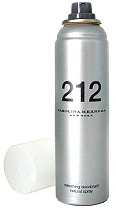 Carolina Herrera 212 For Women - Дезодорант