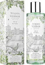 Духи, Парфюмерия, косметика Woods of Windsor Lily Of the Valley - Гель для душа