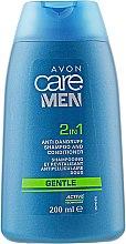 Духи, Парфюмерия, косметика Шампунь-кондиционер против перхоти для мужчин - Avon Men Anti Dandruff Shampoo & Conditioner