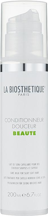 Молочко-уход для пористых волос - La Biosthetique Structure Conditionneur Douceur