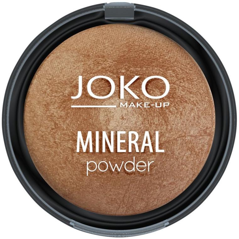 Пудра для лица - Joko Mineral Powder