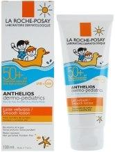 Духи, Парфюмерия, косметика Солнцезащитное молочко SPF50+ для чувствительной кожи детей - La Roche-Posay Anthelios Dermo-Pediatrics Lotion SPF50+