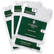 Парфумерія, косметика Процедурний набір - Klapp Clinical Care 3 Step Home Peeling Treatment