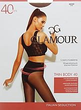 "Духи, Парфюмерия, косметика Колготки ""Thin Body"" 40 DEN, daino - Glamour"