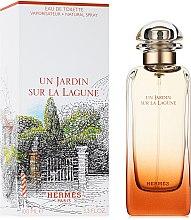 Духи, Парфюмерия, косметика Hermes Un Jardin Sur La Lagune - Туалетная вода
