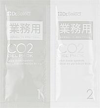Духи, Парфюмерия, косметика Плацентарная карбокси-маска для лица - Dr. Select CO2 Gel Pack
