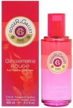 Духи, Парфюмерия, косметика Roger&Gallet Gingembre Rouge - Спрей для тела