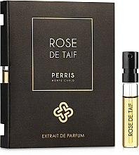 Духи, Парфюмерия, косметика Perris Monte Carlo Rose de Taif - Духи (пробник)