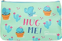 Духи, Парфюмерия, косметика Косметичка с принтом, Hug Me! - IDC Institute Design Accessories Cosmetig Bag