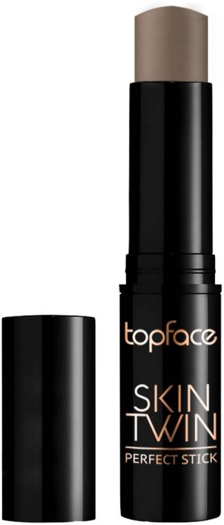Контуринг-стик для лица - Topface Skin Twin Perfect Stick Contour