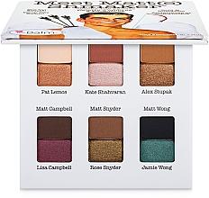 Духи, Парфюмерия, косметика Палетка теней - TheBalm Palettes Meet Matt(e) Shmaker Eyeshadow Palette (тестер)