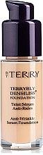 Духи, Парфюмерия, косметика Тональный крем с антивозрастной сывороткой - By Terry Terrybly Densiliss Foundation (тестер)