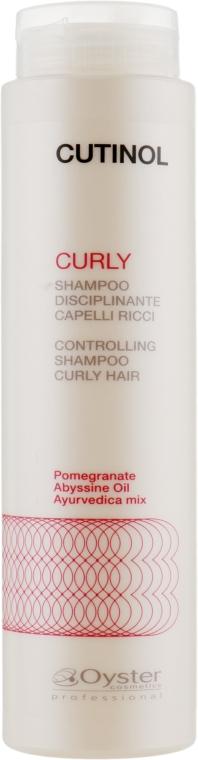 Шампунь для вьющихся волос - Oyster Cosmetics Cutinol Curly Shampoo