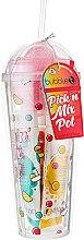 Духи, Парфюмерия, косметика Подарочный набор - Bubble T Pick n Mix Pot (sh/gel/3x60g + washcloth)