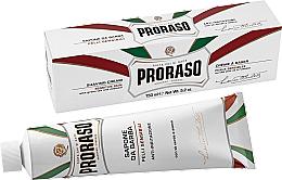 Духи, Парфюмерия, косметика Крем для бритья для чувствительной кожи - Proraso White Line Anti-Irritation Shaving Cream