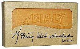 Духи, Парфюмерия, косметика Гипоаллергенное мыло натуральный янтарь - Bialy Jelen Hypoallergenic Soap Amber