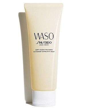 Эксфолиант для лица - Shiseido Waso Soft and Cushy Polisher (тестер)