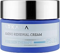 Духи, Парфюмерия, косметика Ночной биообновляющий крем с аминокислотами - Arkana Amino Reneval Cream
