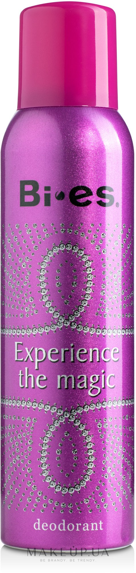 Bi-Es Experience The Magic - Дезодорант-спрей — фото 150ml