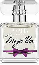 Духи, Парфюмерия, косметика Azalia Parfums Magic Box Violet - Парфюмированная вода (тестер с крышечкой)