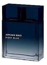 Духи, Парфюмерия, косметика Armand Basi Night Blue - Туалетная вода (тестер без крышечки)