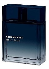 Парфумерія, косметика Armand Basi Night Blue - Туалетна вода (тестер без кришечки)