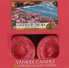 Духи, Парфюмерия, косметика Чайные свечи - Yankee Candle Scented Tea Light Candles Garden By The Sea