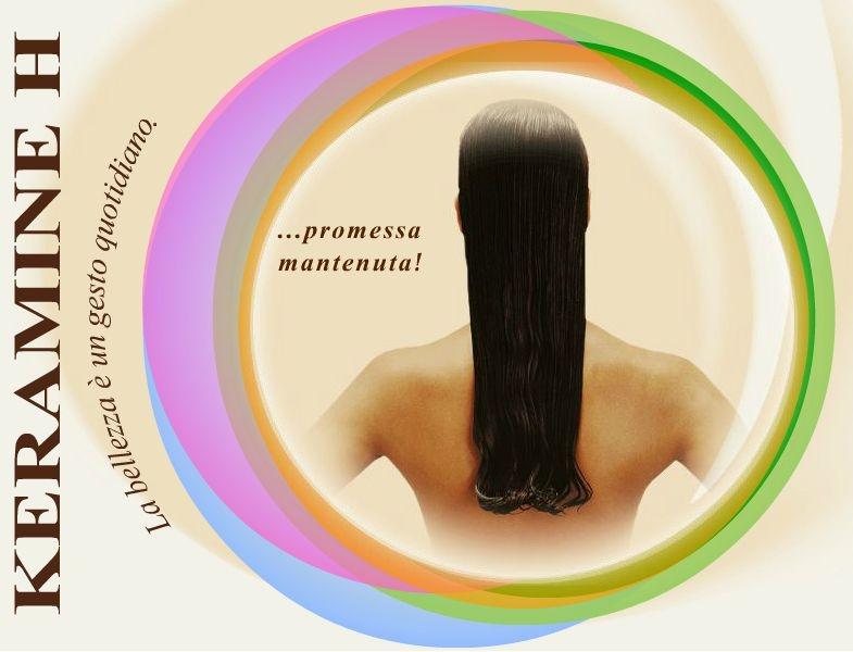 Шампунь проти лупи - Keramine H Professional Shampoo Antiforfora  — фото N3
