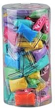 Духи, Парфюмерия, косметика Трусики-стринги с рюшем женские из спанбонда для спа-процедур в тубе, разноцветные - Doily