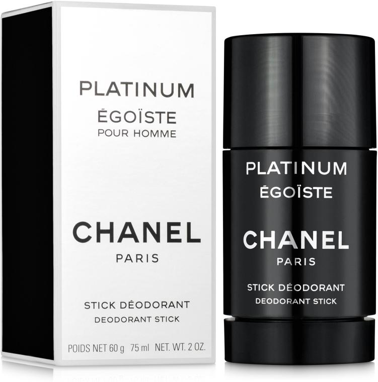 Chanel Egoiste Platinum - Дезодорант стик