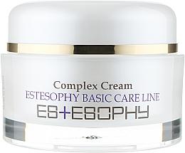 Духи, Парфюмерия, косметика Антивозрастной крем для лица - Estesophy Basic Care Line Clarity Complex Cream