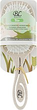 Духи, Парфюмерия, косметика Щетка для волос из биопластика, 417004 - Beauty Line