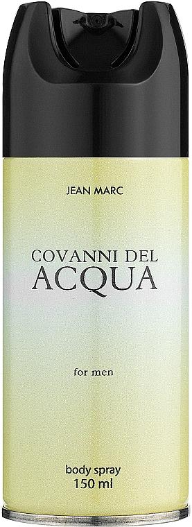 Jean Marc Covanni Del Acqua - Дезодорант