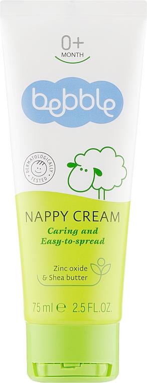 Детский крем под подгузник - Bebble Nappy Cream