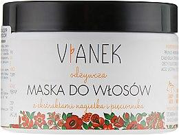Духи, Парфюмерия, косметика Восстанавливающая маска для волос - Vianek Hair Mask