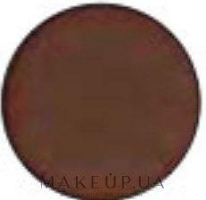 Пудра для бровей - Graftobian HD Brow Powder Pan Bulk (сменный блок) — фото Ultra Dark Brown