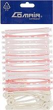 Духи, Парфюмерия, косметика Бигуди для холодной завивки, бело-розовые, d7 - Comair