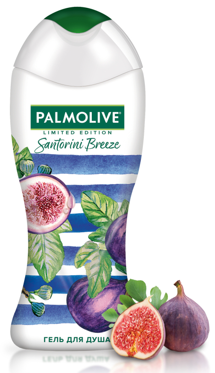 """Гель для душа """"Бриз Санторини"""" - Palmolive Limited Edition Santorini Breeze"""