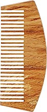 Духи, Парфюмерия, косметика Гребень для волос, деревянный, 1555 - SPL