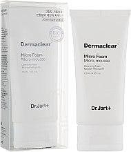 Парфумерія, косметика Пінка для вмивання - Dr.Jart+ Dermaclear Micro Foam Mousse