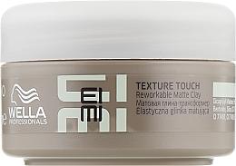 Парфумерія, косметика Матова глина-трансформер - Wella Professionals EIMI Texture Touch
