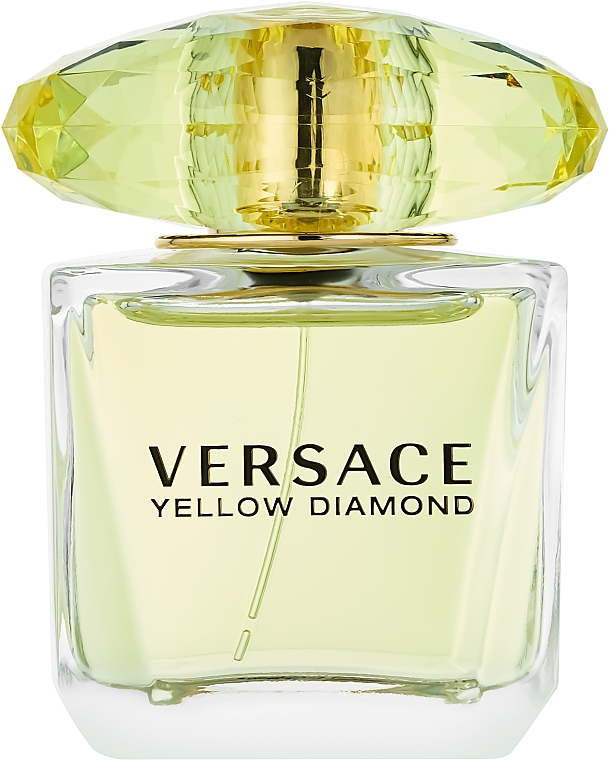 Versace Yellow Diamond - Туалетная вода (тестер с крышечкой)