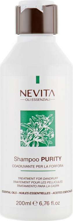 Шампунь против перхоти - Nevitaly Nevita Purity Shampoo