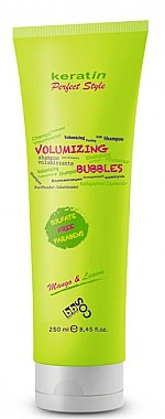 Шампунь очищающий и придающий объем - BBcos Keratin Perfect Style Volumizing Bubbles Shampoo