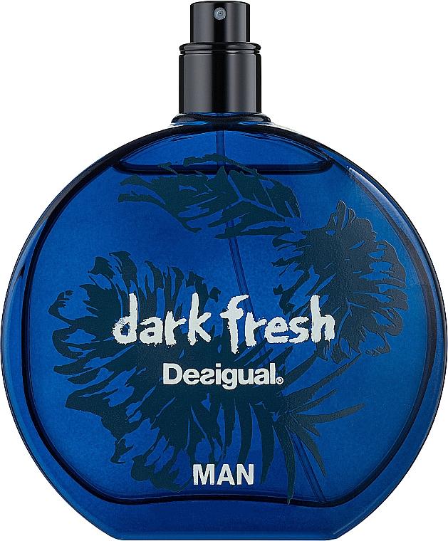 Desigual Dark Fresh - Туалетная вода (тестер без крышечки)