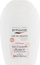 """Духи, Парфюмерия, косметика Крем для душа """"Миндальное молочко"""" - Byphasse Caresse Shower Cream"""