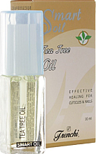 Духи, Парфюмерия, косметика Масло чайного дерева для ногтей - Frenchi Tea Tree Oil